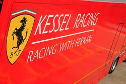 Kessel Racing, Trucks im Fahrerlager