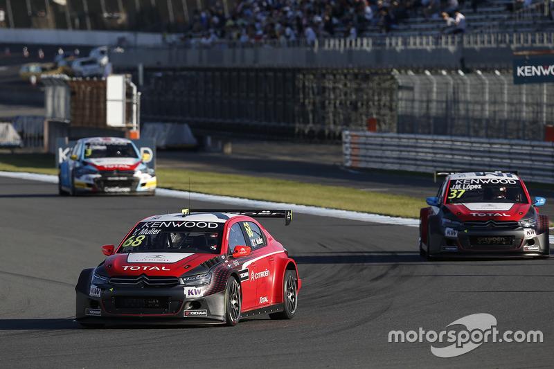 Citroën qualifiche MAC3