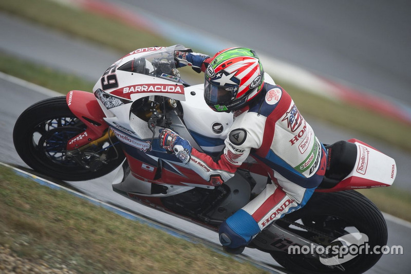 Нікі Хейден, Honda World Superbike Team