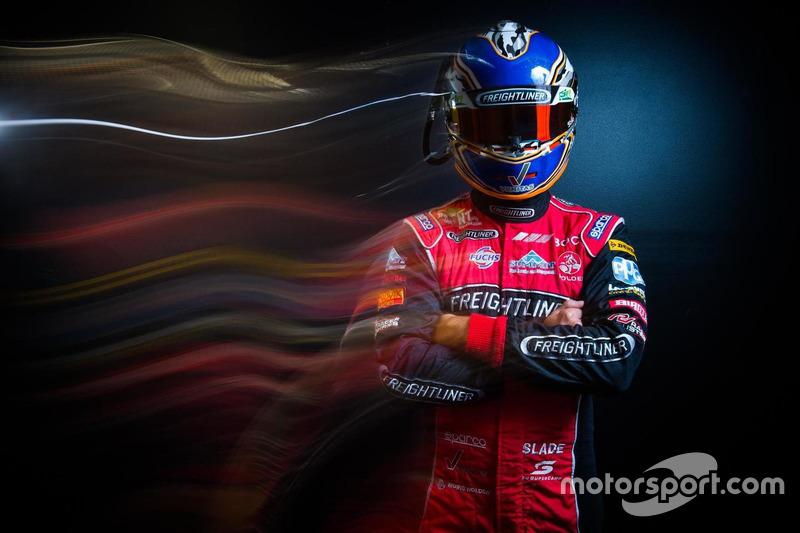 2.Tim Slade, Brad Jones Racing Holden