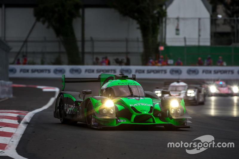 #30 Extreme Speed Motorsports Ligier JS P2 - Nissan: Scott Sharp, Ed Brown, Johannes van Overbeek