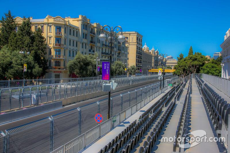Міський трек Баку