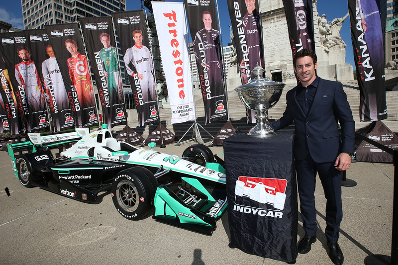 2016 - IndyCar: Simon Pagenaud (Dallara-Chevrolet IR12)