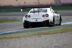 #22 MRS GT-Racing, Nissan GT-R Nismo GT3: Marc Gassner, Christiaan Frankenhout.