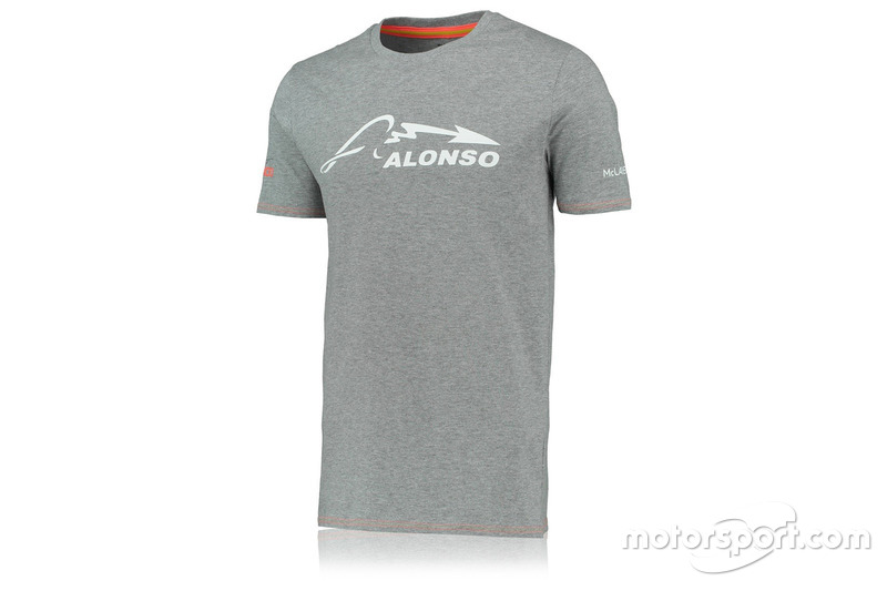 T-shirt McLaren Honda Fernando Alonso