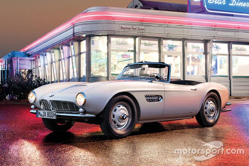 #10: BMW 507 von Elvis Presley