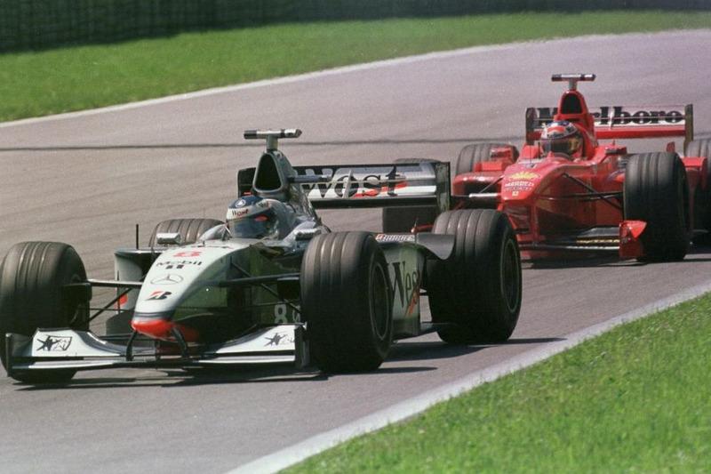 1998: Mika Hakkinen
