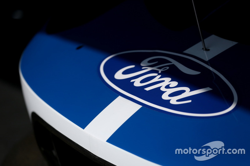 Detail, Ford Chip Ganassi Racing Team UK, Ford GT