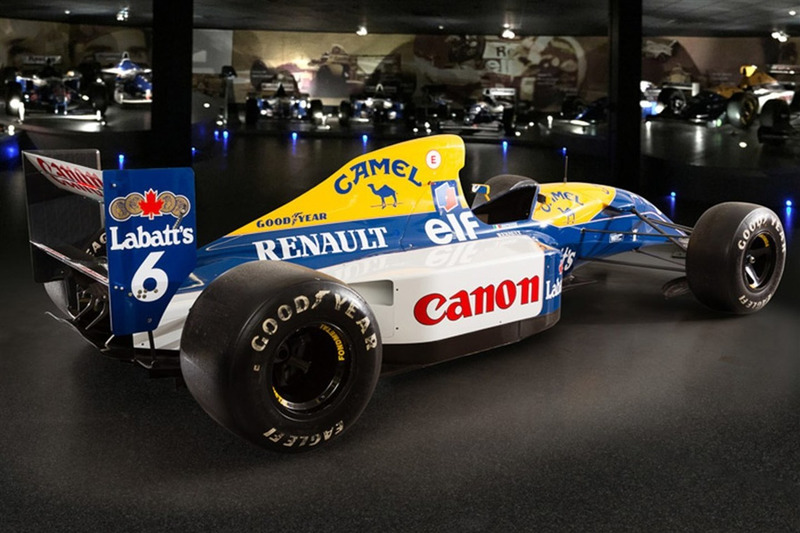 Williams FW14B de Riccardo Patrese