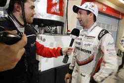 LMP1 pole sitter #1 Porsche Team Porsche 919 Hybrid: Neel Jani