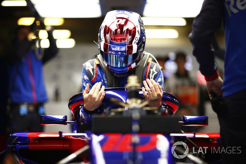 17. Pierre Gasly, Toro Rosso STR13