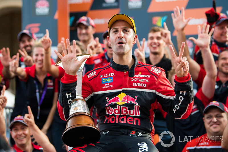 Supercars: Jamie Whincup (Australien)