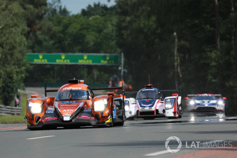 21: #40 G-Drive Racing Oreca 07 Gibson: James Allen, Jose Gutierrez, Enzo Guibbert, 3'27.280