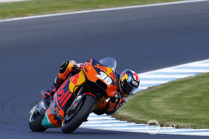 14. Bradley Smith, Red Bull KTM Factory Racing