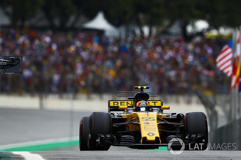 11. Carlos Sainz Jr., Renault Sport F1 Team RS17