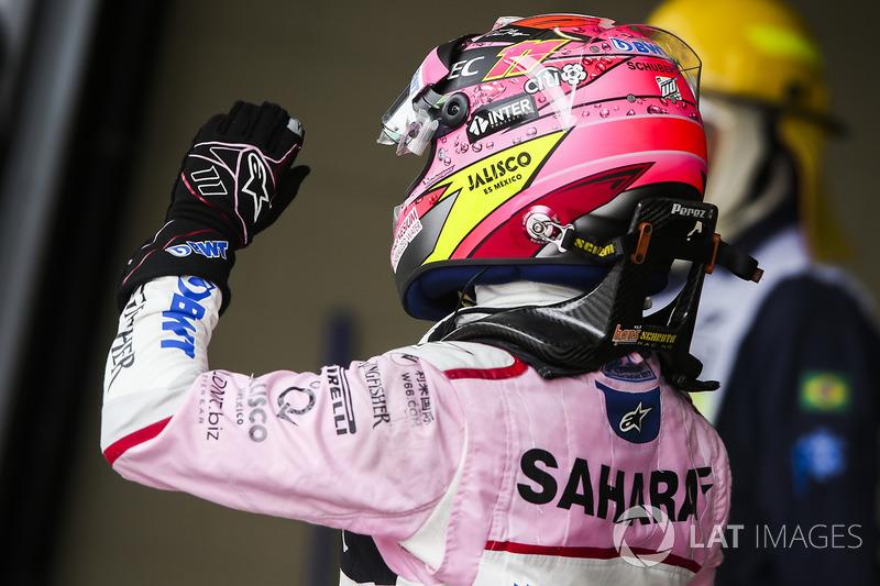 7 місце — Серхіо Перес, Force India — 98