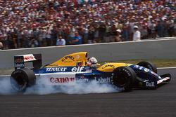 Nigel Mansell, Williams Renault FW14