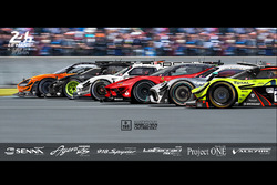 GT1 Lineup