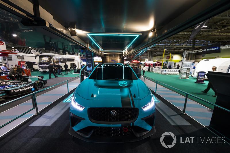The Jaguar I-Pace eTrophy is launched