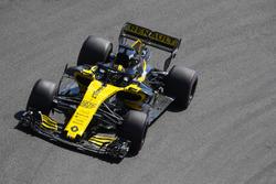 Nico Hulkenberg, Renault Sport F1 Team R.S18.