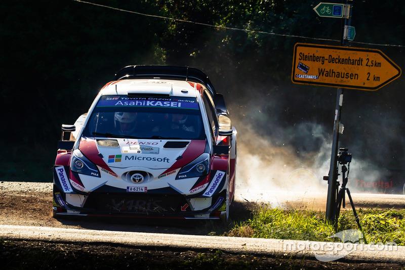 Toyota Yaris WRC, Toyota Gazoo Racing WRC