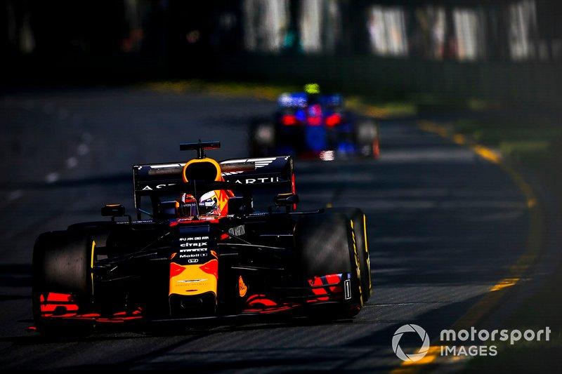 Макс Ферстаппен, Red Bull Racing RB15, 1:21.320