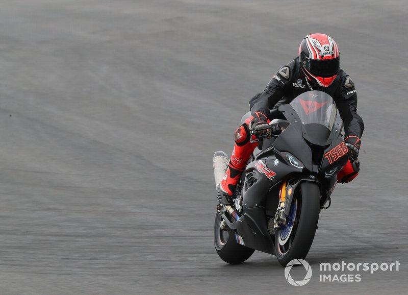 BMW Motorrad WorldSBK Team:Tom Sykes