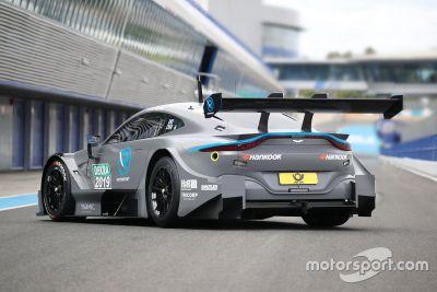 Test R-Motorsport Aston Martin a Jerez