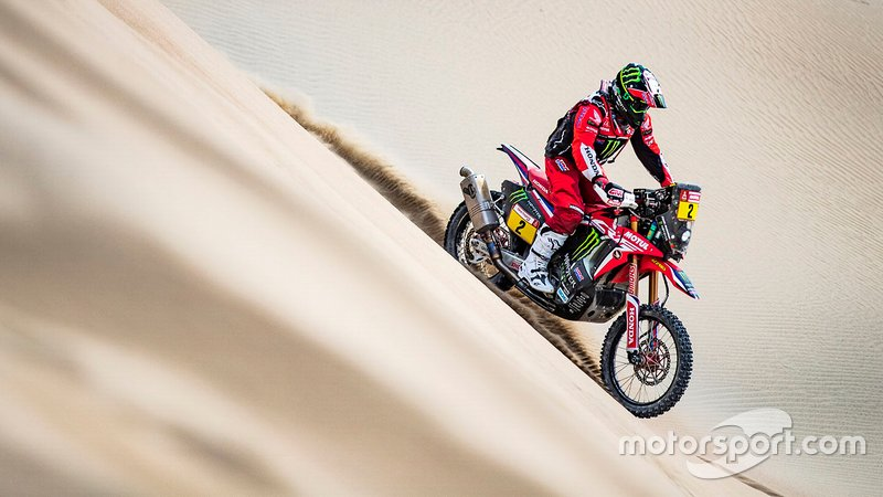 #2 Monster Energy Honda Team Honda: Паулу Гонсалвеш