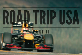 Road Trip Red Bull aux USA
