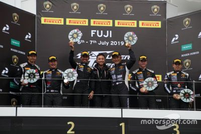 Trofeo Asia: Fuji