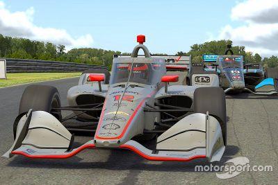 IndyCar iRacing Challenge: Birmingham