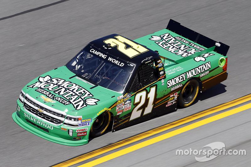 #21 Johnny Sauter (GMS-Chevrolet)