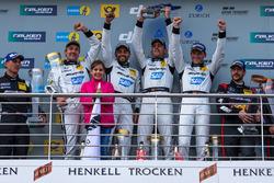 Podium: 1st place #4 AMG-Team Black Falcon, Mercedes-AMG GT3: Bernd Schneider, Maro Engel, Adam Christodoulou, Manuel Metzger, 2nd place #29 AMG-Team HTP Motorsport, Mercedes-AMG GT3: Christian Vietoris, Marco Seefried, Christian Hohenadel, Renger Van der Zande, 3rd place #88 Haribo Racing Team-AMG, Mercedes-AMG GT3: Uwe Alzen, Lance David Arnold; Maximilian Götz, Jan Seyffarth