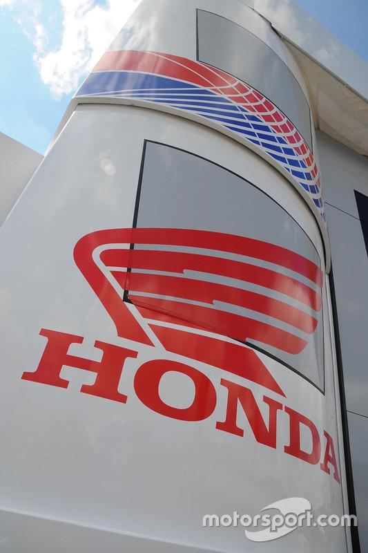 Le motorhome Repsol Honda Team