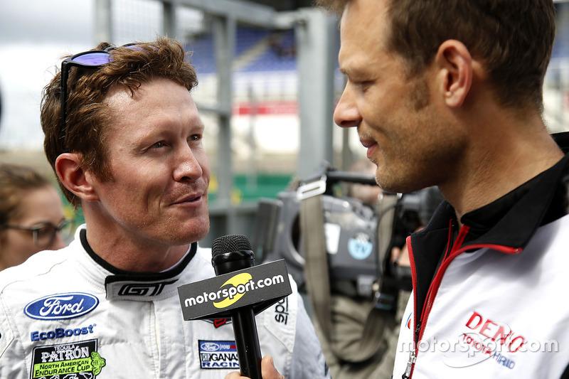 #69 Ford Chip Ganassi Racing Ford GT: Скотт Діксон