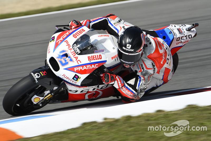 14. Scott Redding, Pramac Racing