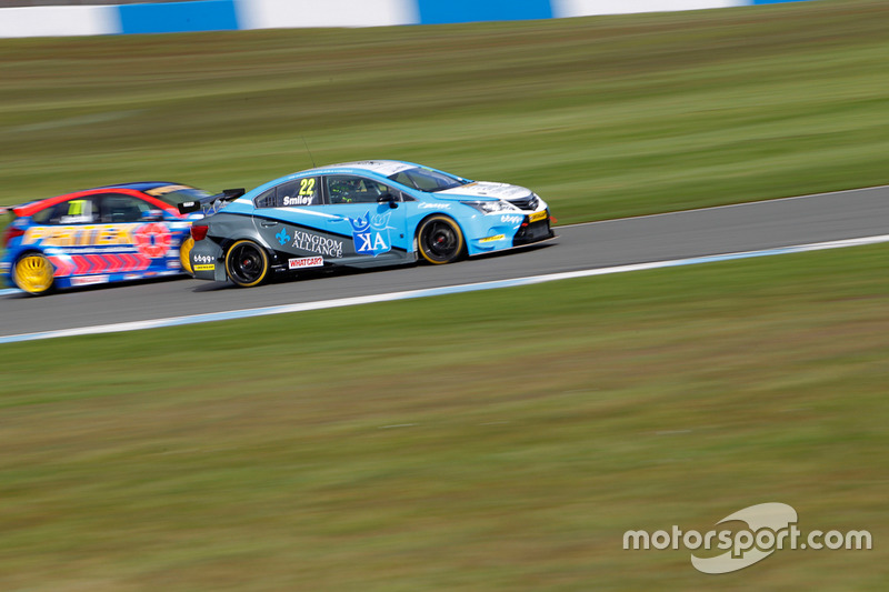 Chris Smiley, Tony Gilham Racing, Andrew Jordan, Motorbase Performance