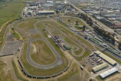 Killarney International Raceway havadan görünüm