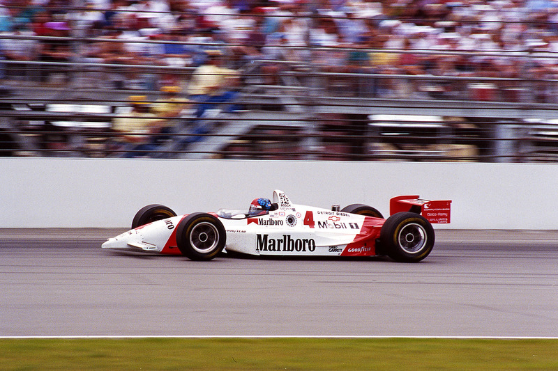 1993 - Emerson Fittipaldi, Penske/Chevrolet