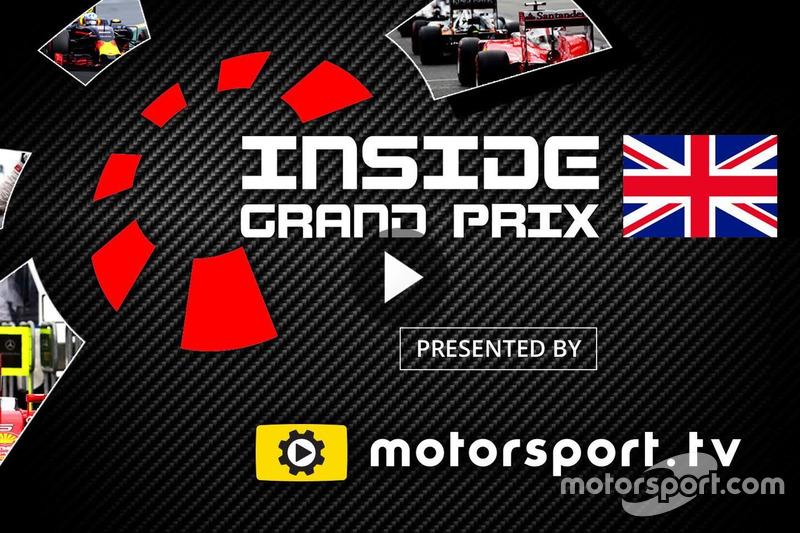 Inside Grand Prix 2016, Großbritannien