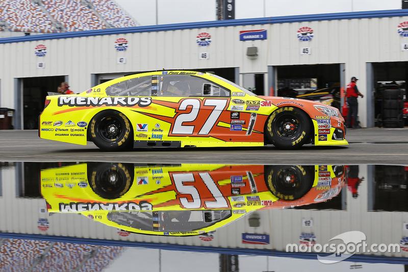 #10: NASCAR-Spiegelung