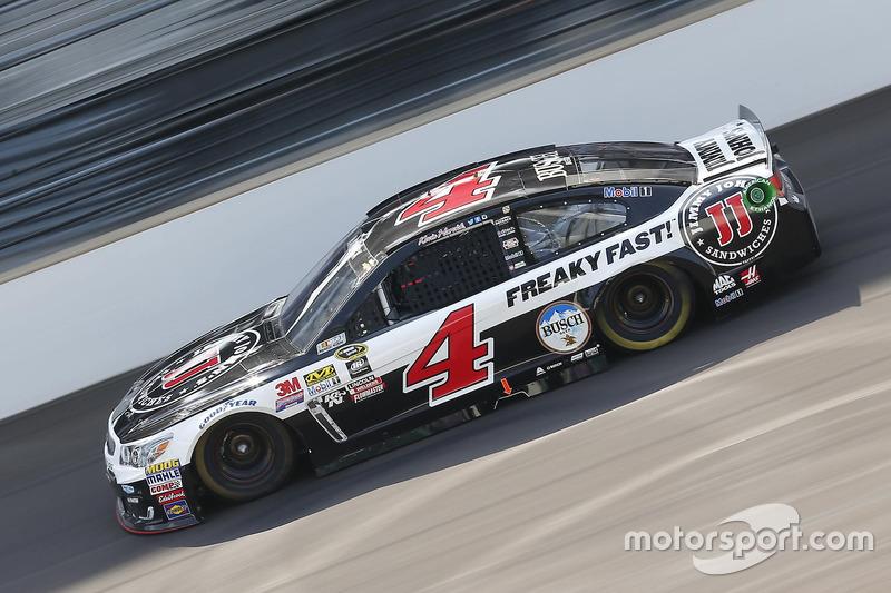 6. Kevin Harvick, Stewart-Haas Racing, Chevrolet