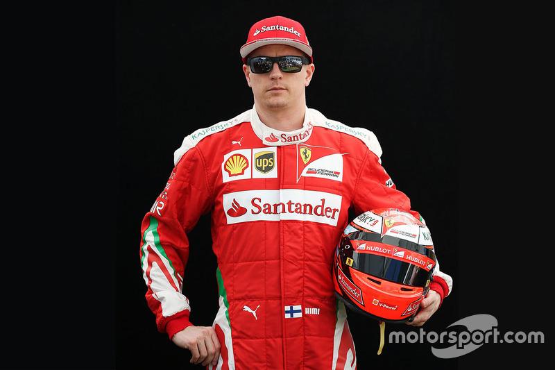 #7 Kimi Raikkonen, Ferrari