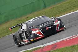 Энцо Иде, Кристофер Мис, Audi R8 LMS команды Belgian Audi Club Team WRT