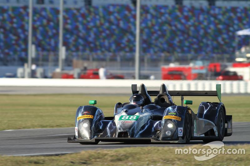 #88 Starworks Motorsport ORECA FLM09