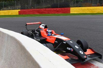 NEC: Spa-Francorchamps