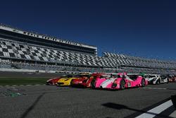 Starterfeld: Die Autos für die 24h Daytona 2017