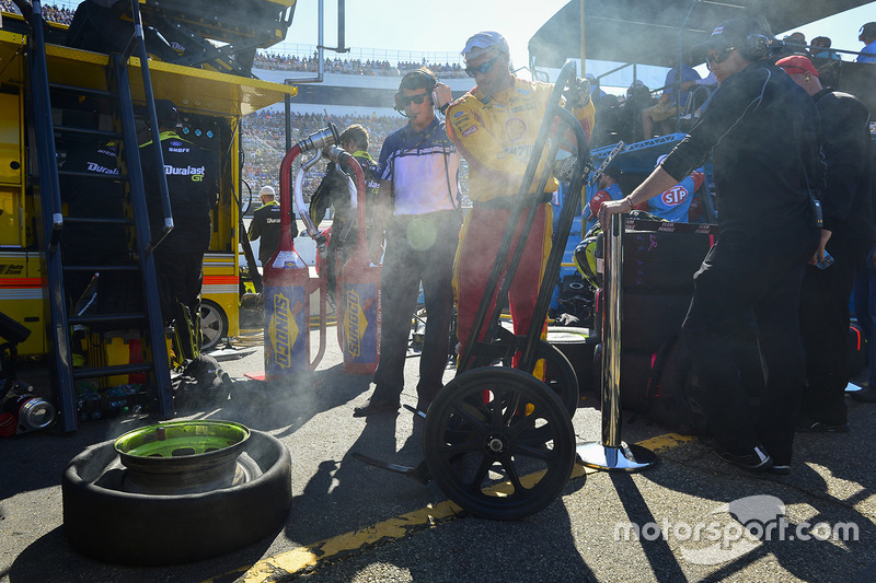 Llanta de Joey Logano, Team Penske Ford