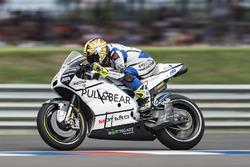 Karel Abraham, Aspar Racing Team effectue un essai de départ